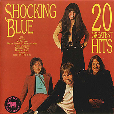 сборники группы shocking blue 1990 20 Greatest Hits CD
