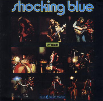 дискография групыы shocking blue 3rd album