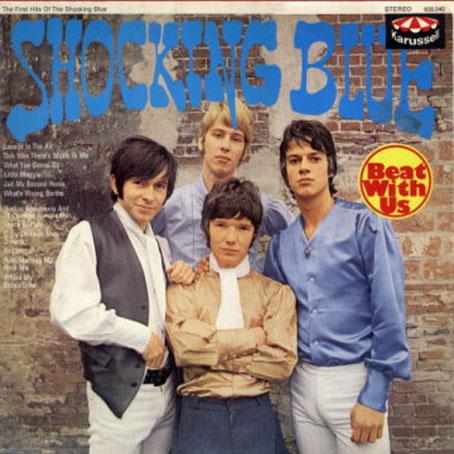 дискография группы shocking blue 1968 Beat With Us