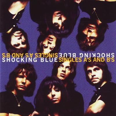 сборники группы shocking blue 1990 Venus CD