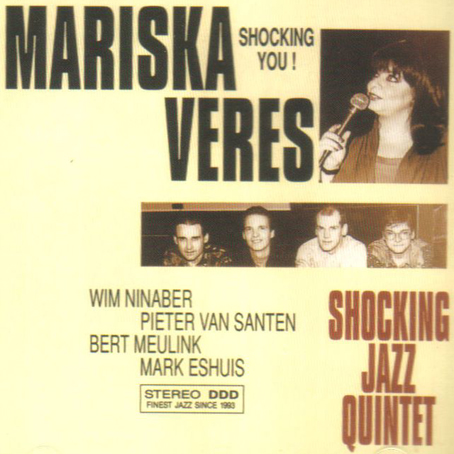 дискография групыы shocking blue Shocking Jazz Quintet - Shocking You