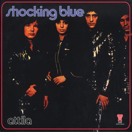 дискография групыы shocking blue Attila
