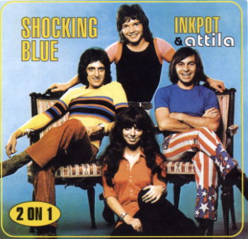 дискография shocking blue inkpot