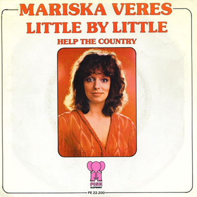 Mariska Veres - 1976 - little by little