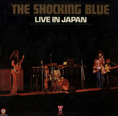 дискография shocking blue live in japan