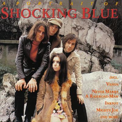 сборники группы shocking blue 1994 A Portrait Of Shocking Blue CD