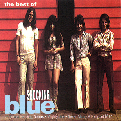 сборники группы shocking blue 1994 The Best of Shocking Blue CD
